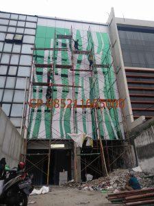 Kontraktor curtain wall